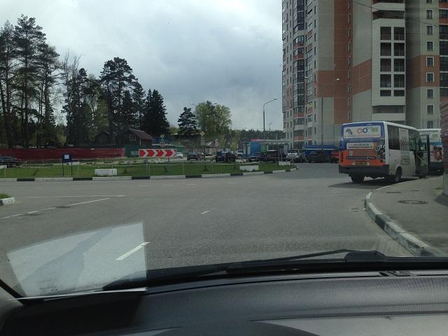 Проезд в Москву
